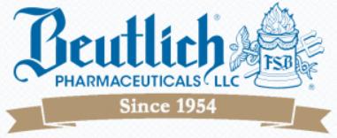 Beutlich Pharmaceuticals