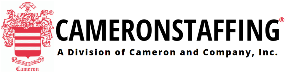 CAMERONSTAFFING®, A Division of Cameron and Company, Inc.