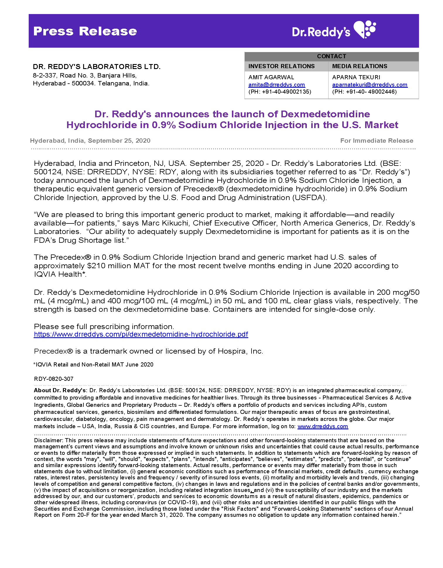 press-release_dexmedetomidine-hydrochloride-injection-gprecedex(1)_Page_1.png