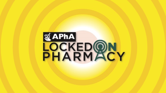 APhA Locked On Pharmacy