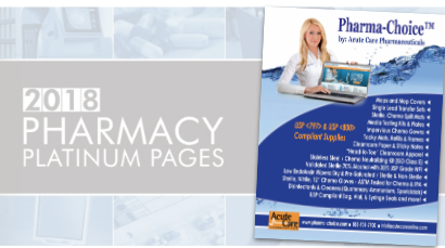 Acute Care Pharmaceuticals Platinum Pages