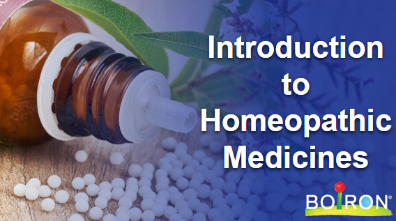 COREreadiness Intro to Homeopathic Medicines