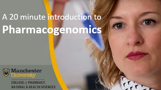 COREreadiness Intro to Pharmacogenomics