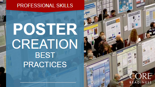 COREreadiness Poster Creation Best Practices