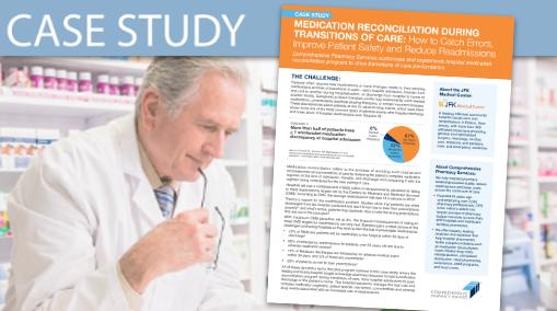 CPS (Med Rec) Case Study