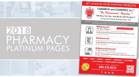 Cameron & Company Platinum Pages