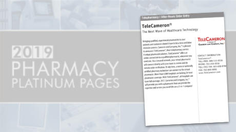 Cameron & Company Telepharmacy