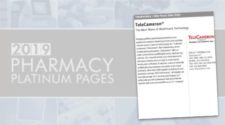 Cameron & Company Telepharmacy