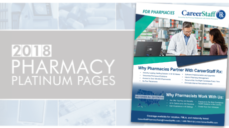 CareerStaff Rx Platinum Pages