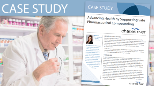 Charles River (Advancing Health) Case Study