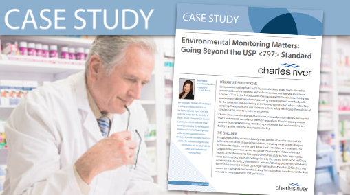 Charles River (Environment Monitoring) Case Study
