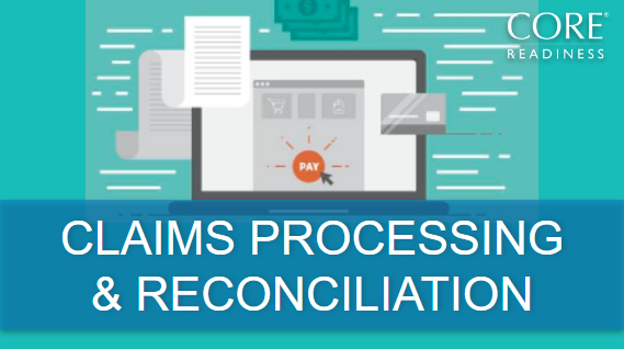 Claims Processing & Reconciliation