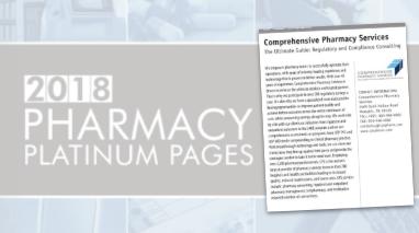 Comprehensive Pharmacy Services USP 800 Profile