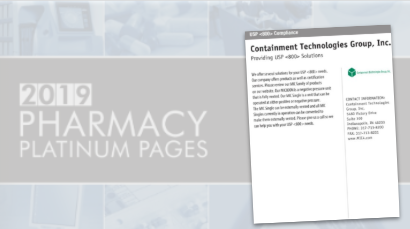 Containment Technologies Group Profile
