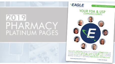 Eagle Analytical Services Platinum Pages