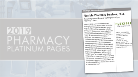 Flexible Pharmacy Staffing