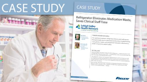 Follett (Case Study) Eliminates Medical Waste
