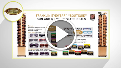 Franklin Eyewear Platinum Pages Video 2018