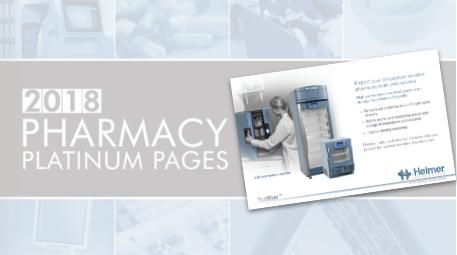 Helmer Scientific Platinum Pages
