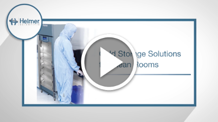 Helmer Scientific Platinum Pages Video 2018
