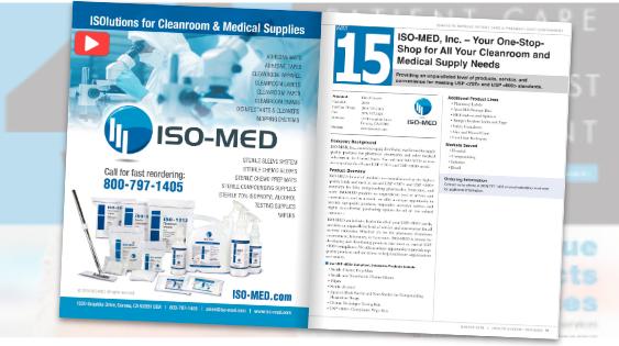 ISO-MED, Inc.