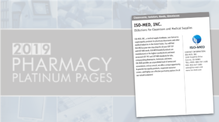 Iso-MED Cleanrooms Profile 2019