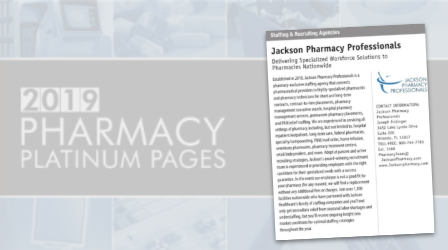 Jackson Pharmacy Professionals
