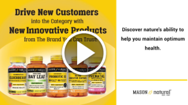 Mason Vitamins