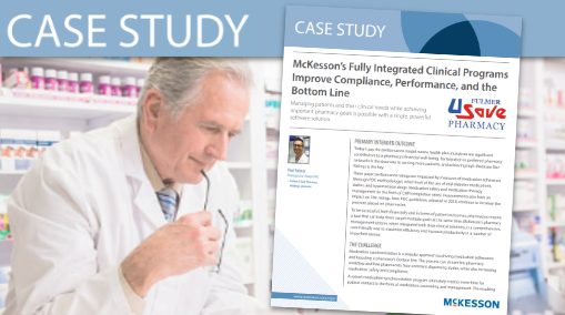 McKesson (Case Study) Fulmer Pharmacy