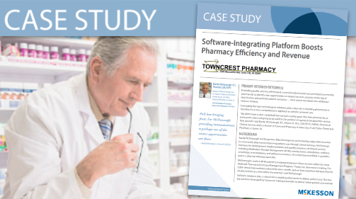 McKesson (Case Study) Towncrest Pharmacy