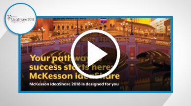 McKesson ideaShare Video 2018