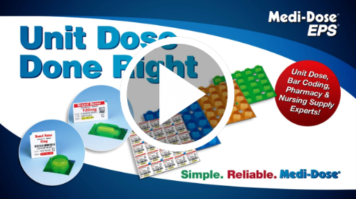Medi-Dose (Case Study) Cross contamination Video