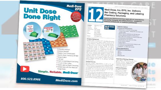 Medi-Dose, Inc.