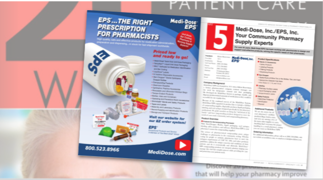 Medi-Dose, Inc./EPS, Inc