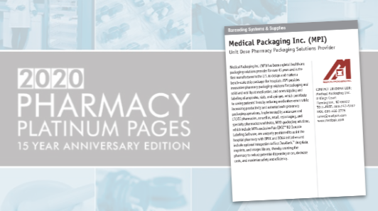 Medical Packaging Inc.
