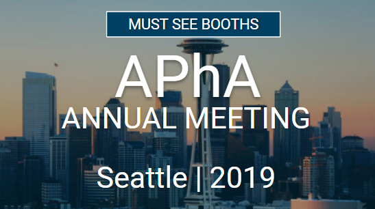 Must See APhA 2019 Exhibitor List