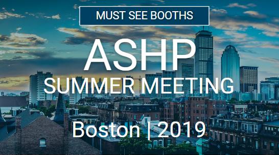 Must See ASHP Summer