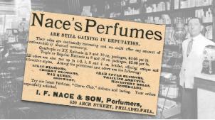 Nace's Perfumes Ad