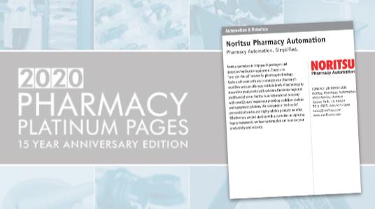 Noritsu Pharmacy Automation