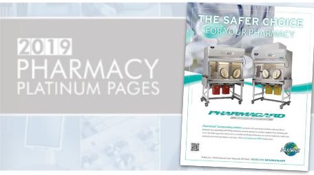 NuAire Pharmagard