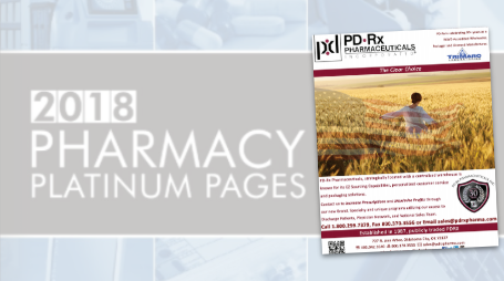 PD-Rx Pharmaceuticals Platinum Pages