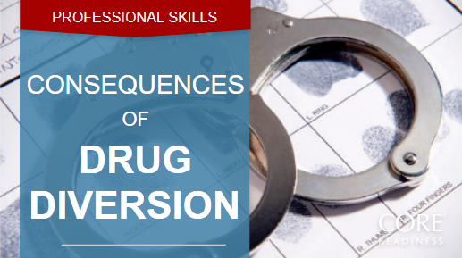 Personal Consequences Drug Diversion