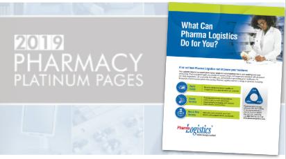 Pharma Logistics Platinum Pages