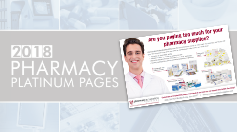 Pharmacy Automation Supplies 2018 Platinum Pages