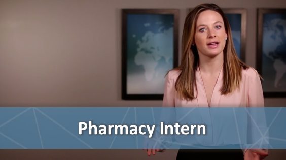 Pharmacy Intern