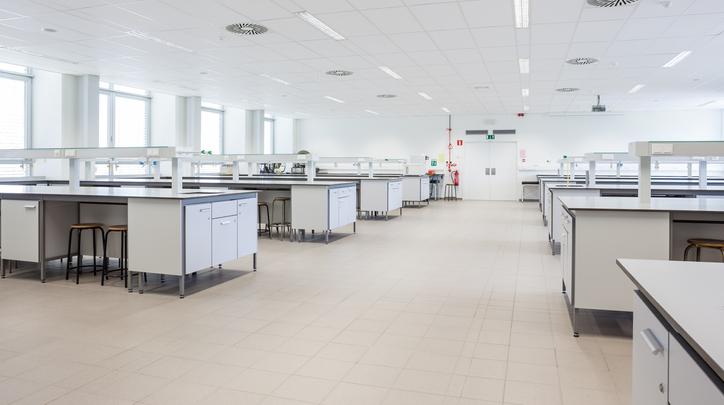Pharmacy Lab Classroom