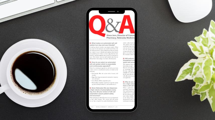 Q&A Spring 2019