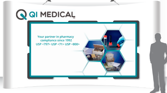 Q.I. Medical in Virtual Pharmacy Trade Show