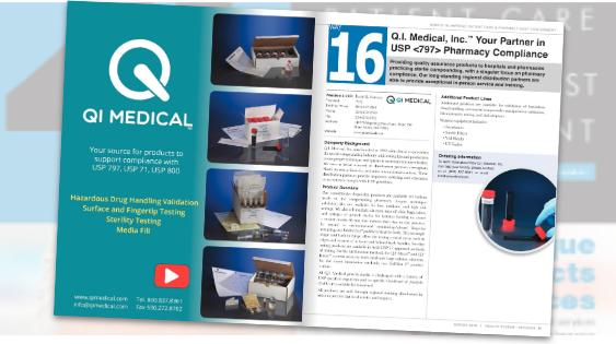 Q.I. Medical, Inc.
