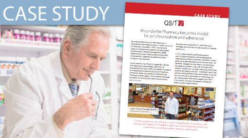 QS/1 (Case Study) Moundsville Pharmacy
